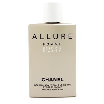 Allure Blanche von Chanel, Herren–Flasche 200ml.