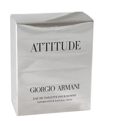 Armani Attitude homme/men, Eau de Toilette, Vaporisateur/Spray, 30 ml