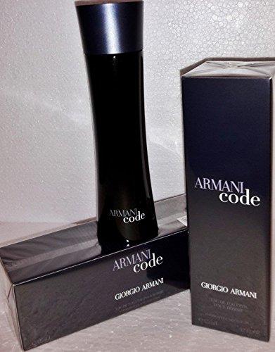 Armani Giorgio Code Eau de Toilette 125ml Dampfgarer