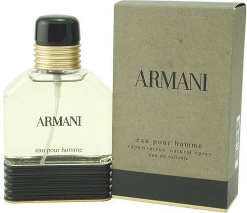 Armani Homme Herren edt vapo 75