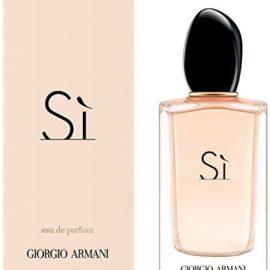 Armani Si femme/woman Eau de Parfum Vaporisateur/Spray, 100 ml, 1er Pack, (1 x 100 ml)