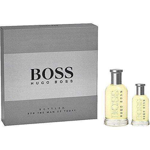 BOSS Bottled homme/man Set (Eau de Toilette (100 ml), (30 ml))