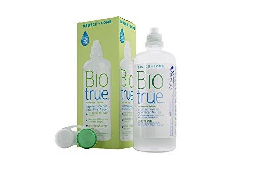 Biotrue Pflegemittel für weiche Kontaktlinsen