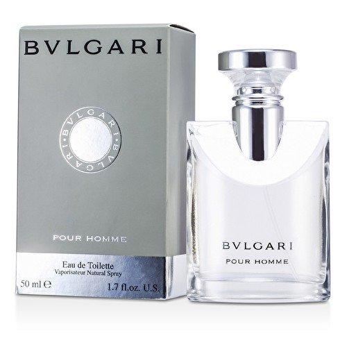 Bulgari Pour Homme/man, Eau de Toilette Spray, 50 ml