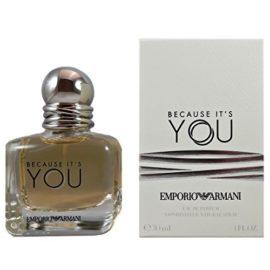 Emporio Armani Giorgio Armani Armani Collezioni Eau de Parfum Because it's you, 30ml