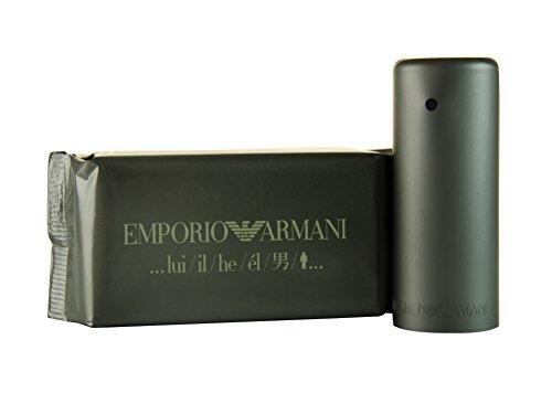 Emporio Armani Lui/Il/He 30 ml Eau de Toilette Spray für Ihn, 1er Pack (1 x 30 ml)
