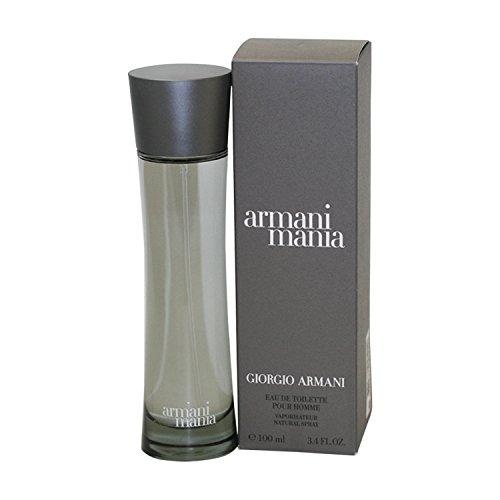 Giorgio Armani Armani Mania Homme Eau de Toilette Spray 100 ml