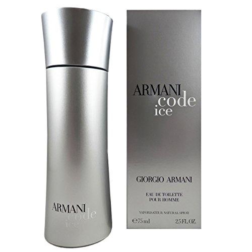 Giorgio Armani Code Ice EDT Vapo, 75 ml
