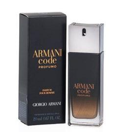 Giorgio Armani Code Profumo Pour Homme EDP Spray 20ml für Herren