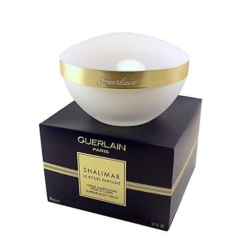 Guerlain Shalimar Supreme Body Cream, 1er Pack (1 x 200 ml)