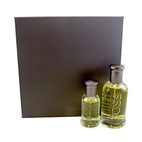 Hugo Boss Bottled homme/man Set (Eau de Toilette, 100ml+Eau de Toilette, 30 ml)