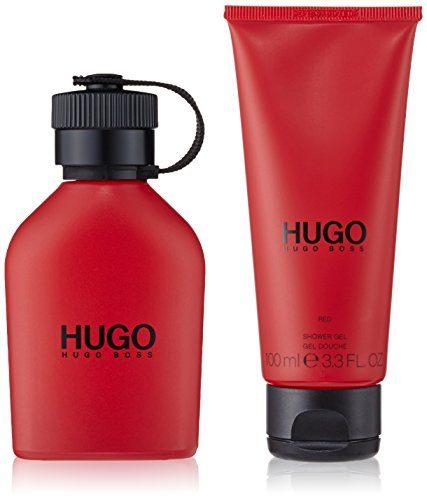 Hugo Boss Red homme/man, Geschenkset (Eau de Toilette 75 ml und Duschgel 100 ml), 1er Pack (1 x 1 Stück)
