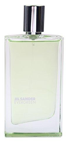 Jil Sander Evergreen femme/woman Eau de Toilette, Vaporisateur/Spray 50 ml, 1er Pack (1 x 50 ml)