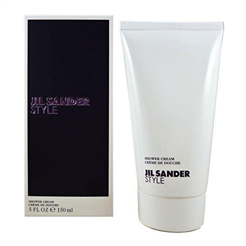 Jil Sander Style femme/woman, Duschgel 150 ml, 1er Pack, (1 x 150 ml)