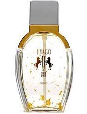 Jivago 24k fur Herren Geschenkset - 100 ml Eau de Parfum Spray + 200 ml Körperlotion + 200 ml Duschgel
