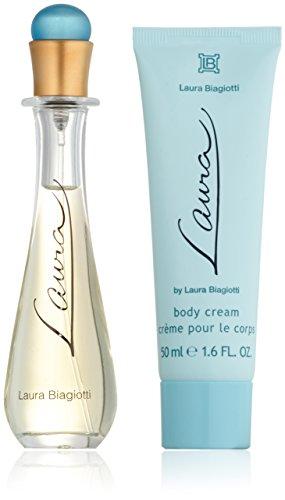 Laura Biagiotti, Geschenkset, Eau de Toilette 25 ml + Bodycream 50 ml, 1er Pack (1 x 75 ml)
