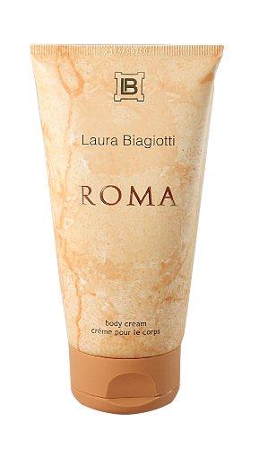 Laura Biagiotti Roma femme/woman, Bodylotion 150 ml, 1er Pack (1 x 1 Stück)