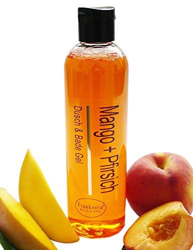 Mango & Pfirsich Duschgel & Badeschaum, Duschbad 250 ml