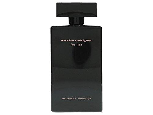 Narciso Rodriguez femme/woman, Bodylotion 200 ml, 1er Pack (1 x 200 ml)