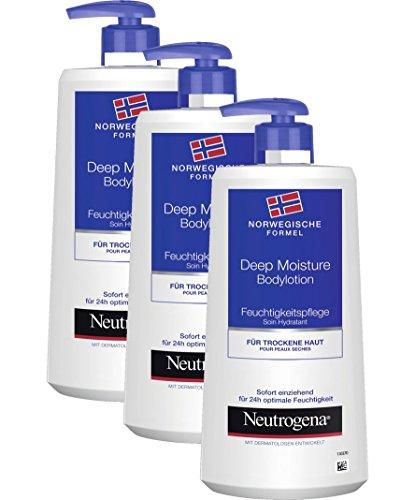 Neutrogena Norwegische Formel Deep Moisture Body