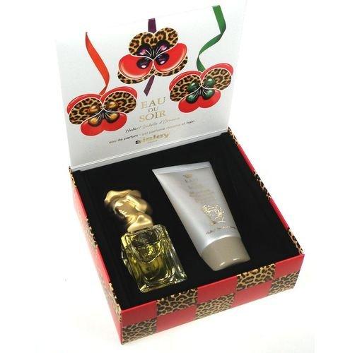 Sisley Eau Du Soir femme/woman Set Eau De Parfum 30 ml + BodyCream 50 ml, 1er Pack (1 x 1 Stück)