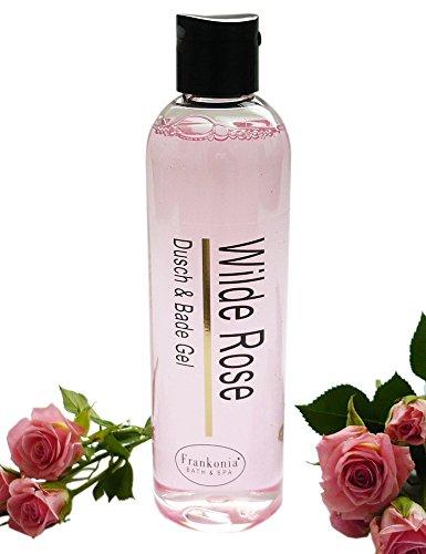 Wilde Rose Duschgel & Badeschaum, Duschbad 250 ml