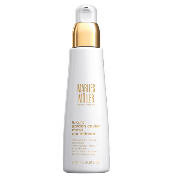 Marlies Möller luxury golden caviar mask conditioner 200 ml