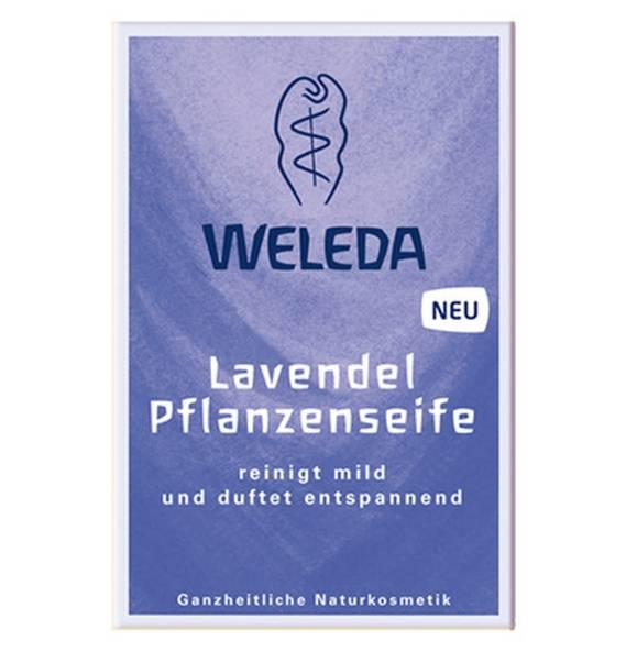 Weleda Lavendel-Pflanzenseife 100 g
