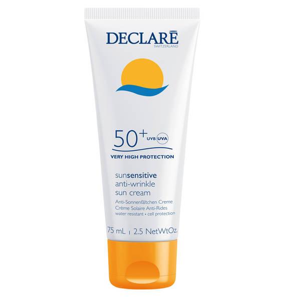 Declaré Anti-Wrinkle Sun Sonnencreme SPF 50+ 75 ml