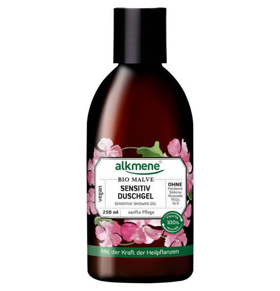 alkmene Intensiv Creme Öl Dusche Bio Olive 250 ml