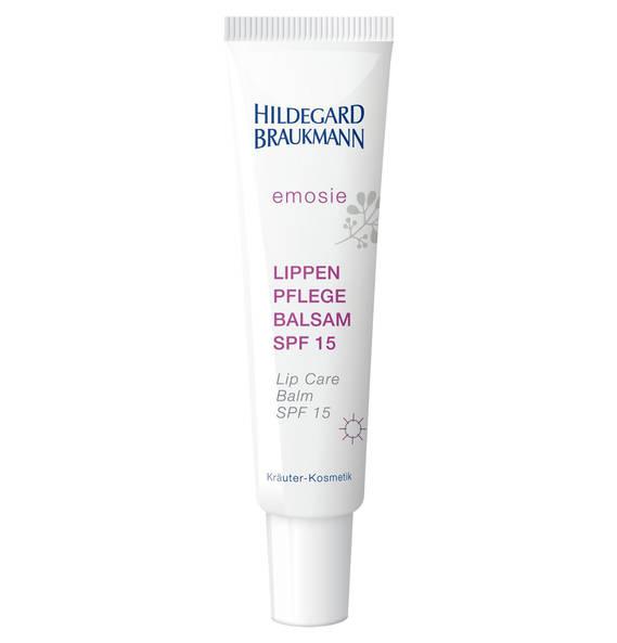 Hildegard Braukmann Lippenpflege Balsam SPF 15 15 ml