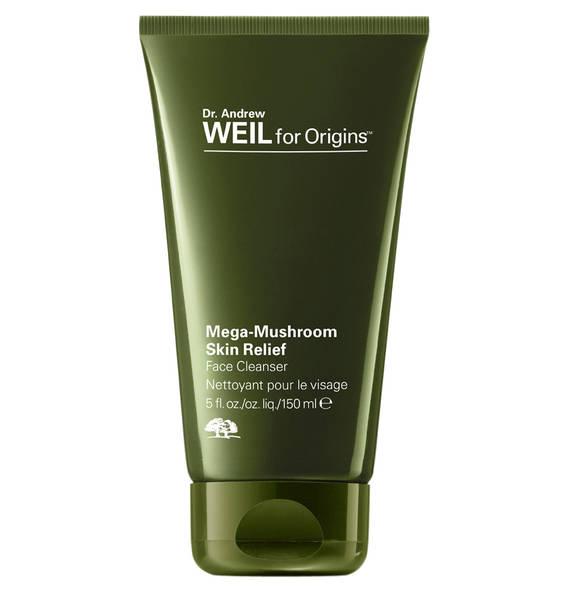 ORIGINS Mega-Mushroom Skin Relief Face Cleanser 150 ml
