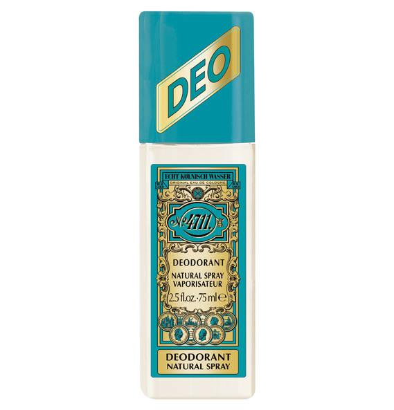 4711 Echt Kölnisch Wasser Deodorant Spray 75 ml