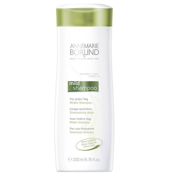ANNEMARIE BÖRLIND Mildes Shampoo für jeden Tag 200 ml