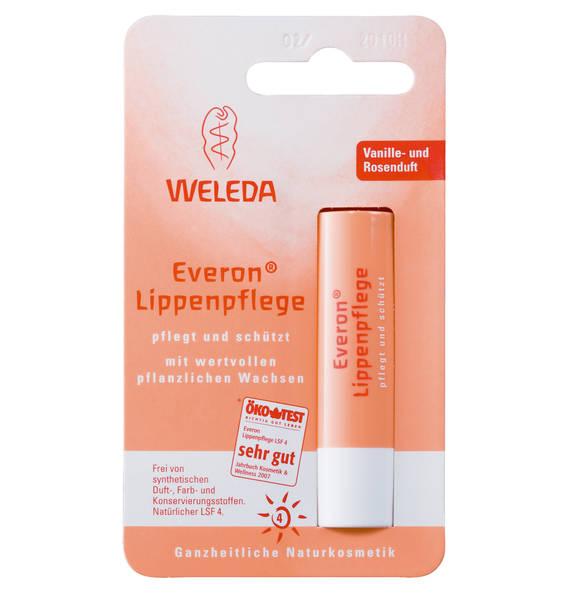 Weleda Everon Lippenpflege Blisterpackung 4,8 g