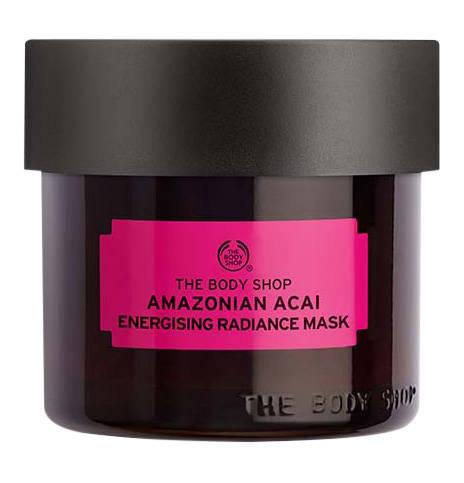 THE BODY SHOP Himalayan Charcoal Purifying Glow Mask75 ml