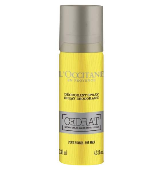 L´OCCITANE Pour Homme Cédrat Deo-Spray 130 ml