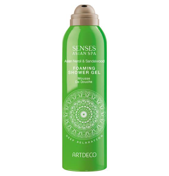 ARTDECO Senses Asian Spa Foaming Shower Gel 200 ml