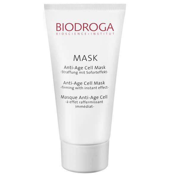 Biodroga Mask Anti-Age Cell Mask-Straffung