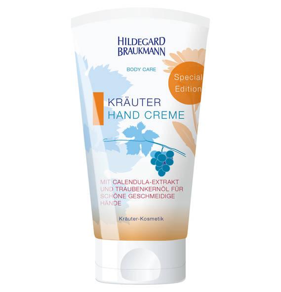 Hildegard Braukmann Kräuter Hand Creme 150 ml