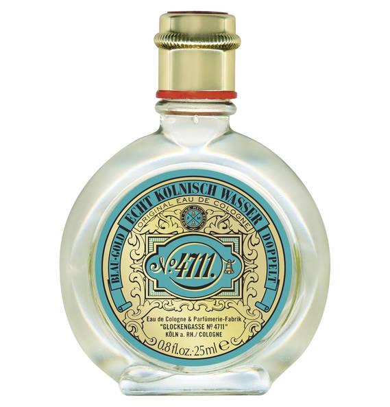 4711 Echt Kölnisch Wasser Uhrenflasche EdC 25 ml