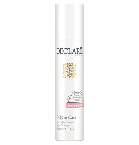 Declaré Sleep & Care Nachtpflege Creme 50 ml