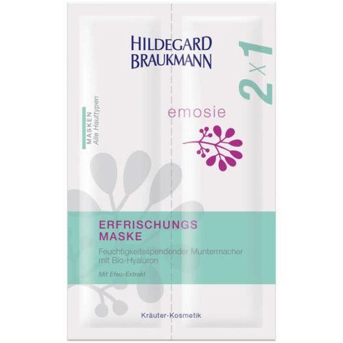 Hildegard Braukmann Emosie Honig Vitamin Creme Maske