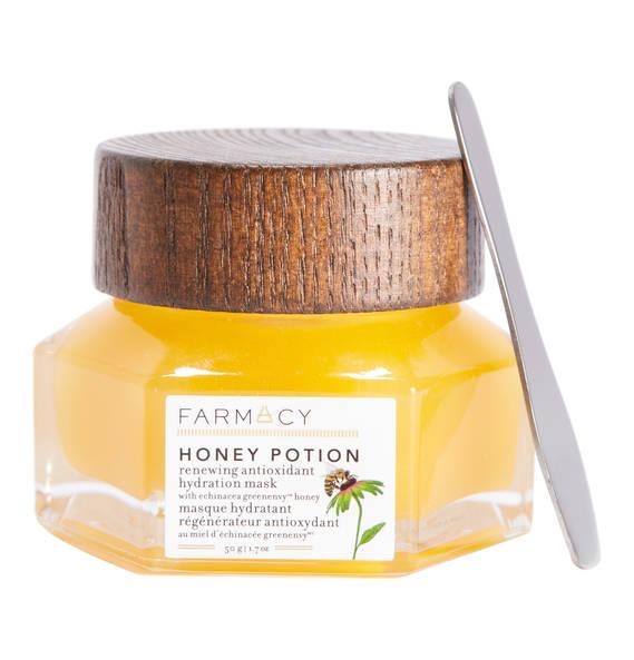 FARMACY Honey Potion Renewing Antioxidant Hydration Mask - Regenerierende, antioxidative Feuchtigkeitsmaske