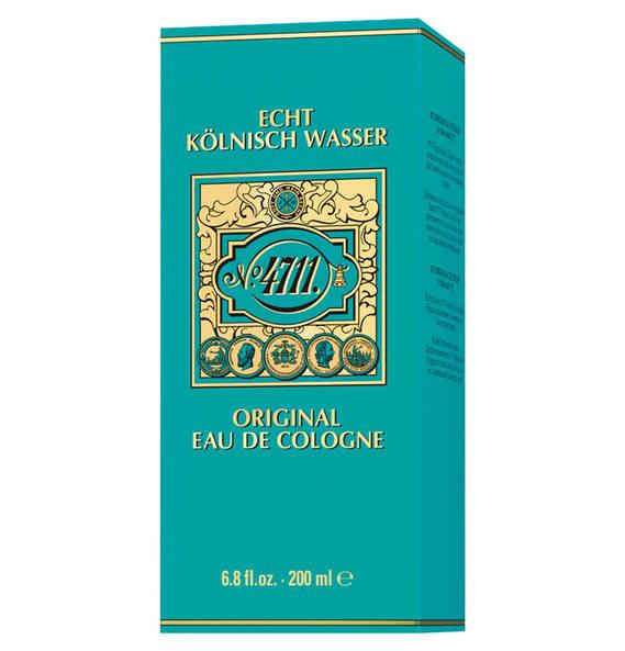 4711 Kölnisch Wasser Molanusflasche EdC 200 ml