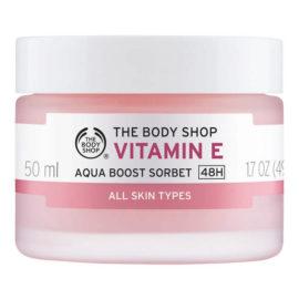 THE BODY SHOP Vitamin E Aqua Boost Sorbet 50 ml