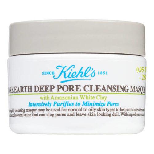 Kiehl´s Rare Earth Pore Cleansing Maske 28 ml
