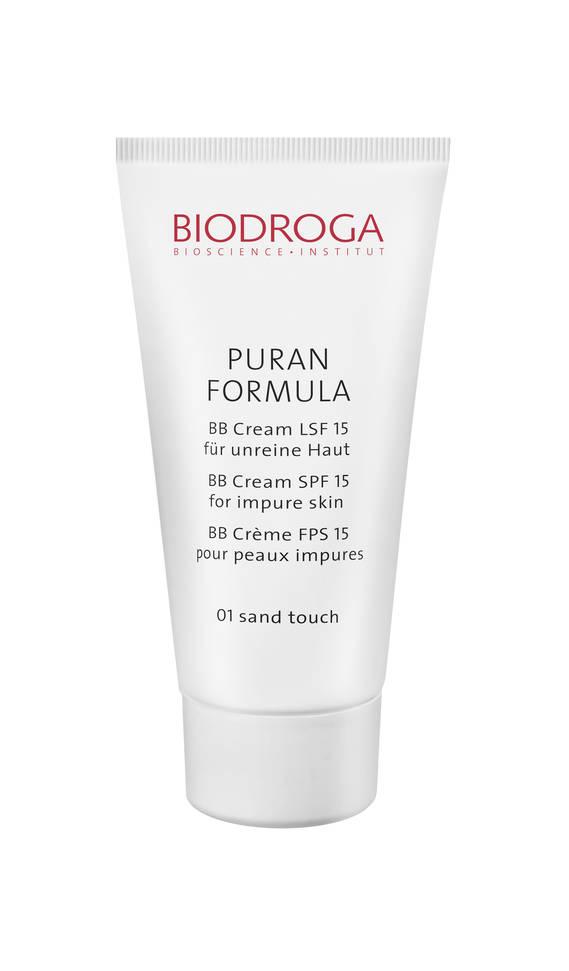 Biodroga Puran Formula BB Cream LSF 15 40 ml