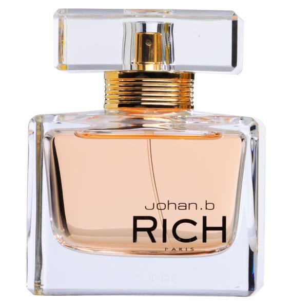 Johan B Paris Rich for woman EdP Vapo 85 ml