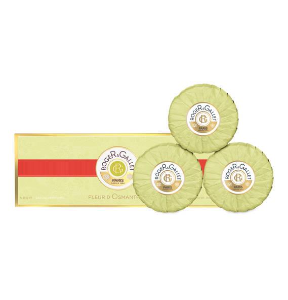 ROGER GALLET Seifencoffret 3 x 100 g